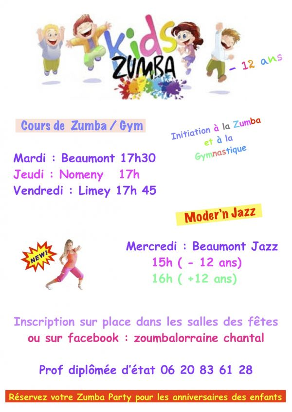 Zumba pont a mousson