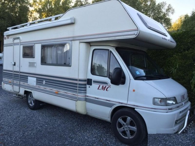 Don Camping-car Fiat Ducato lmc