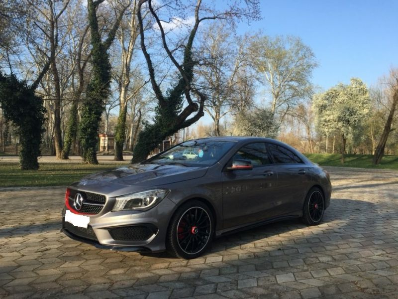 DONNE Mercedes CLA 220 Edition 1 AMG