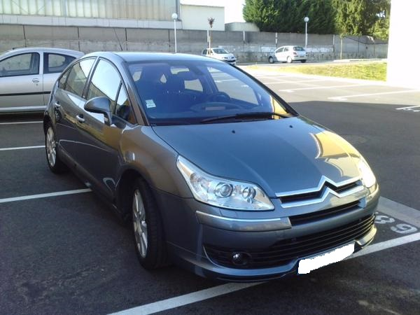 Don citroên voiture C4 Exclusive