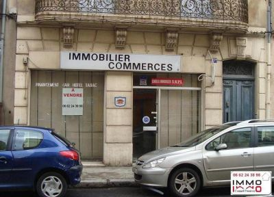 LOCAL COMMERCIAL A BEZIERS