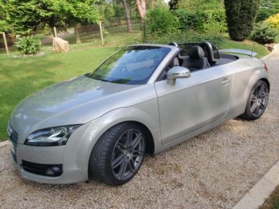 Version : II ROADSTER 2.0 TDI 170 DPF S LINE QUATTRO