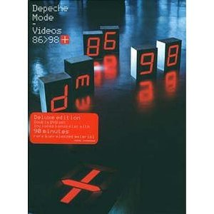 Depeche Mode : The Videos 1986-1999 re-issue