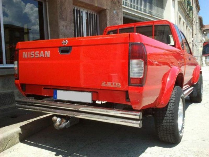 Nissan pick Up 2.5 tdi 104 king cabine