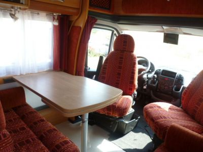 Don Camping-car Chausson Welcome 85 citroen jumper 128
