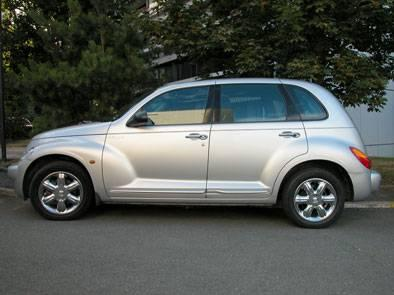 CHRYSLER PT CRUISER TOURING 2,2 CRD