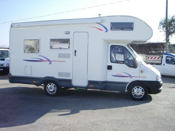 Don Camping Car Fiat Ducato