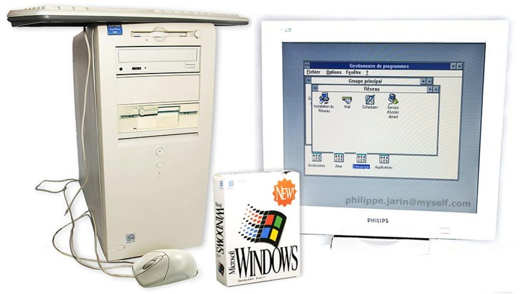 Tour Ordinateurs, Windows 3.11-95-98 Pour ...