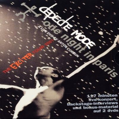 Depeche Mode : One Night in Paris - DVD neuf sous cello
