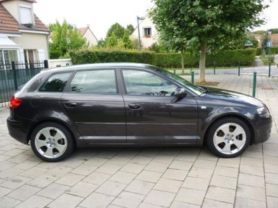 Audi A3 sportback 2.0 tdi 140 ambition luxe
