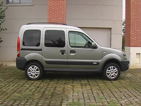 Donne Kangoo 4X4 1,5 dci Fairway