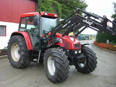 Tracteur Case IH CS 94