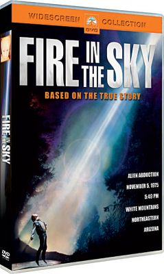 Fire in the Sky - DVD neuf sous cello