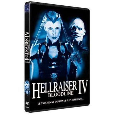 Hellraiser IV Bloodline - DVD neuf sous cello