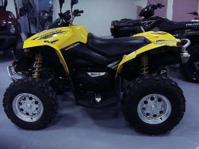 can am renegade 800x neuf version 2009 fujll option edition limited