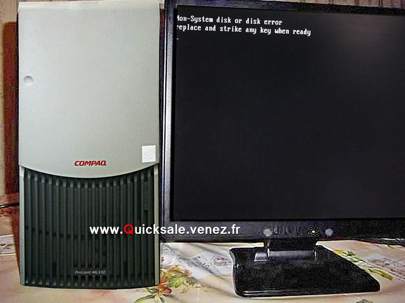 Serveur Compaq ProLiant ML330