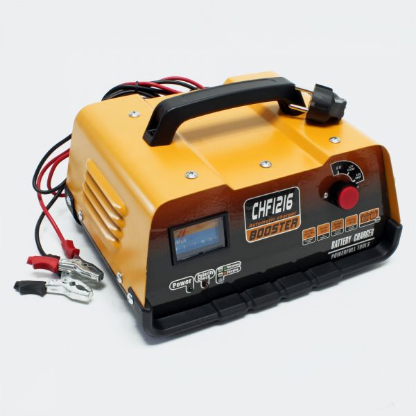 Chargeur batteries CHF1216  6-12V