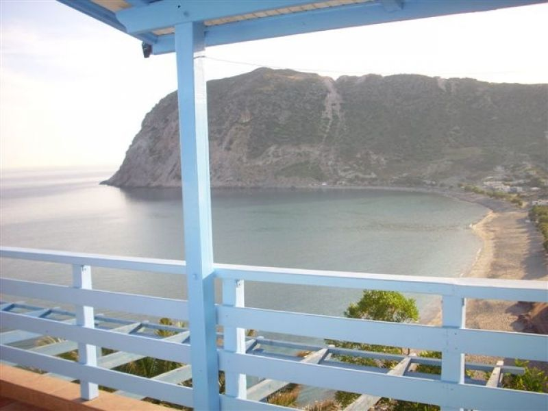 Greece Cyclades island Milos  rent studio /apartment
