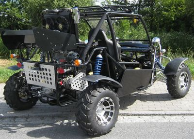 Buggy 1100cc GOKA 4x2 cee ROUTE 2 PLACES