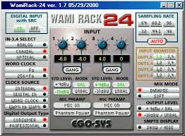 Cate son Pro WaMi Rack 24
