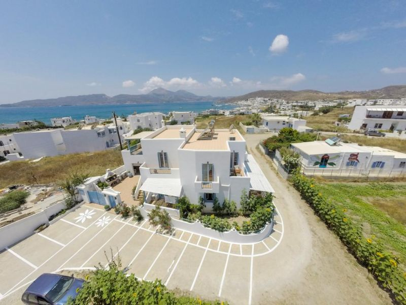 Greece Cyclades island of Milos rent studio ,apartment, villa for 2/4/6/8/ person
