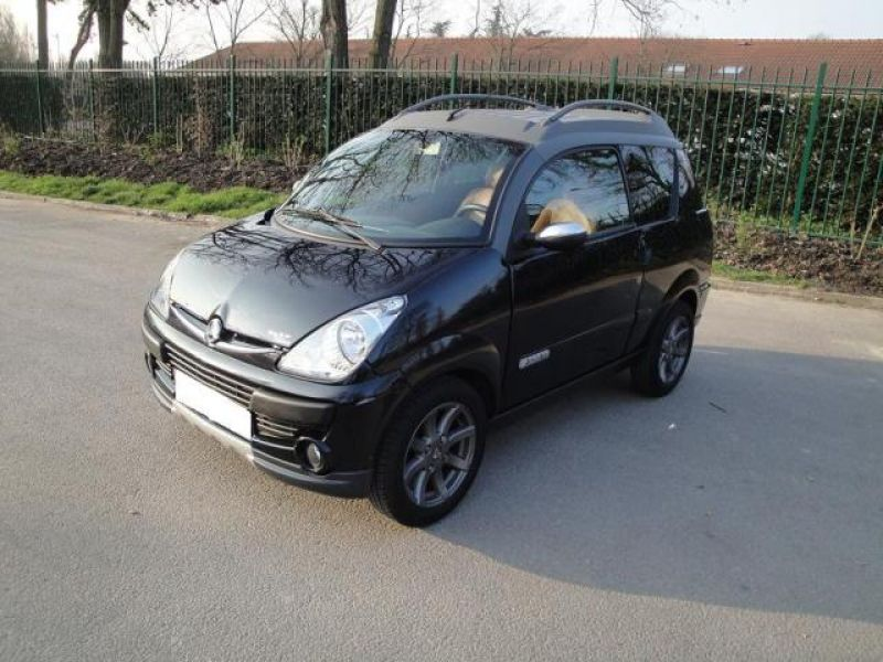 Don Voiture Sans Permis Aixam Crossline sl limited