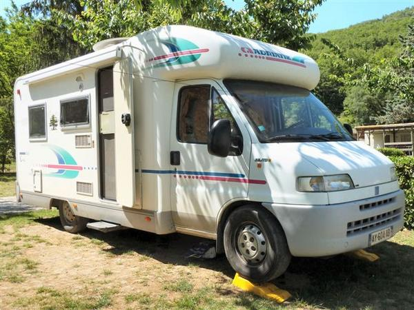 Don Camping car Adriatik Coral 640 DS