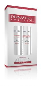 Dermastir Caviar Protection Solaire SPF50 - 10ml*2
