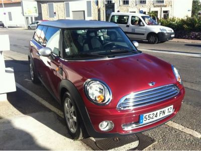 don de ma voiture Mini Mini ii clubman 1.6 120 cooper pack chili bv6