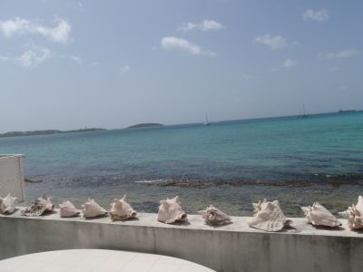 bed and breakfast ds villa sur plage caraïbe à St Martin 35€